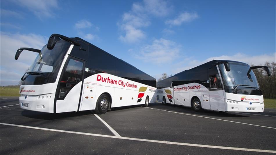 Durham City Coaches
