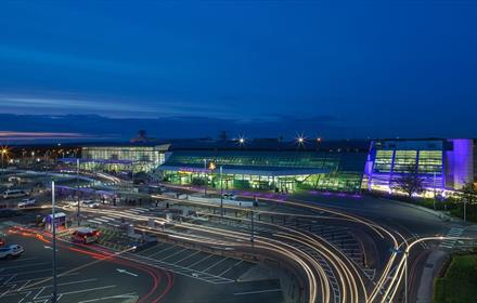Newcastle International Airport gateway to North East England