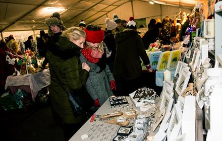 Auckland Project Christmas Food and Craft Markets