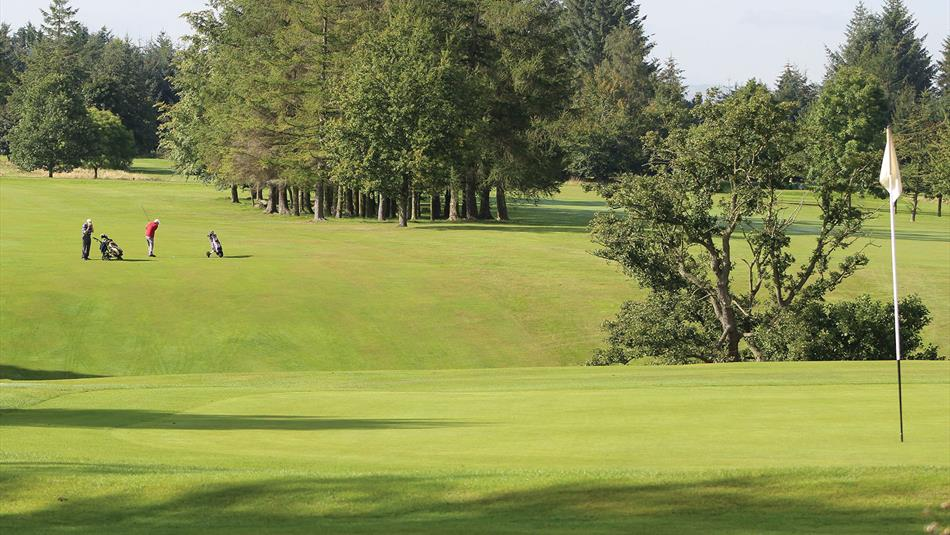 County Durham Golf Trail