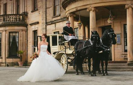 Weddings at Beamish Hall Country House Hotel