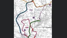 Bishop Auckland/Brandon Loop Cycle Route