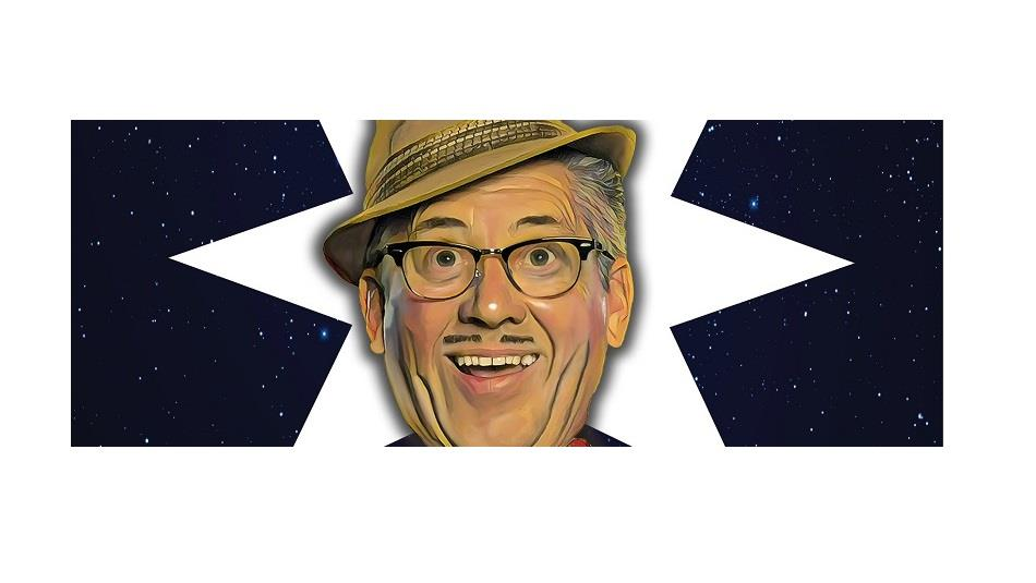 Count Arthur Strong. Is There Anybody Out There?