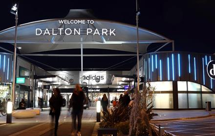 Dalton Park Visitor Information Point