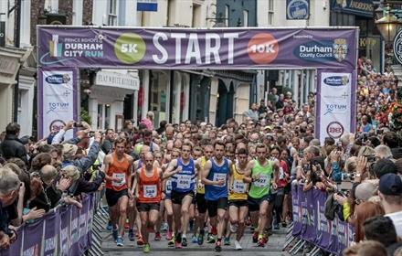 Durham City Run