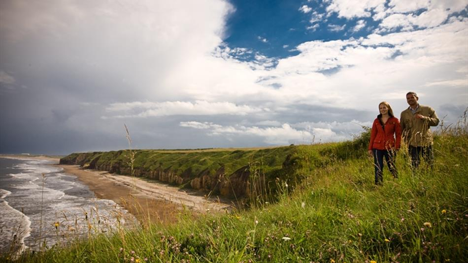 Walking on the Durham Heritage Coast