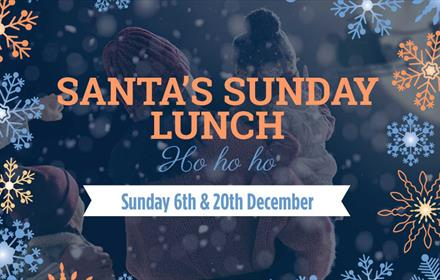 Durham Cricket Santa Sunday Lunch