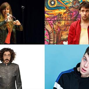 Lauren Pattison, Adam Hess, Tom Wrigglesworth & Ed Night