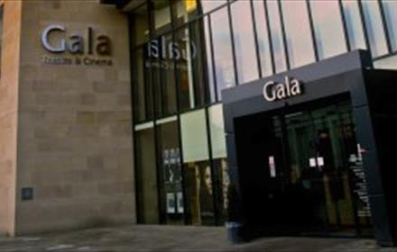 The Gala Theatre Visitor Information Point