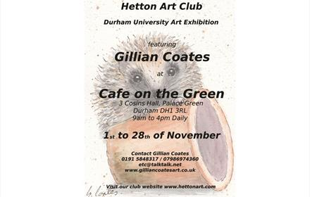 Hetton Art Club Exhibition