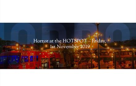 Horror at the HOTSPOT: The South Causey Inn (FULLY BOOKED)