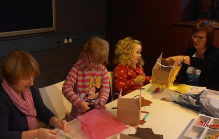 The Bowes Museum - Halloween Crafts