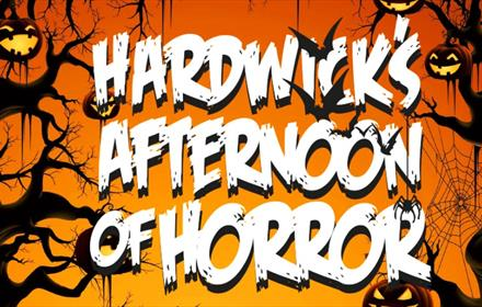 Hardwick Hall Hotel: Hardwick's Afternoon of Horror