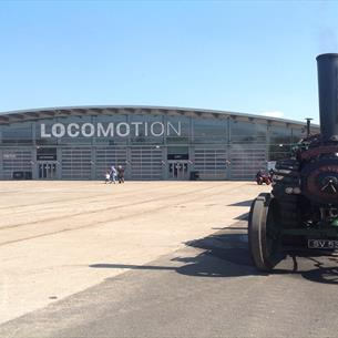 Locomotion Festival of Steam