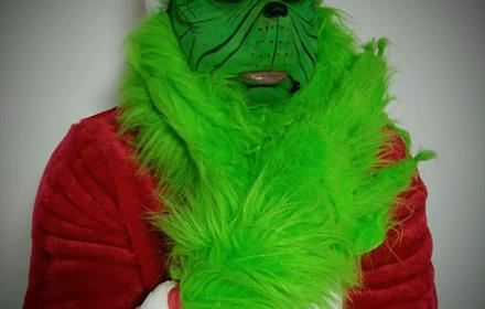 Who Stole Christmas? - Children's Christmas Party