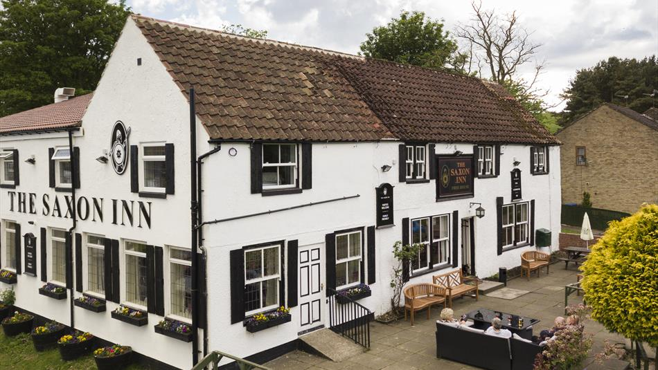 The Saxon Inn