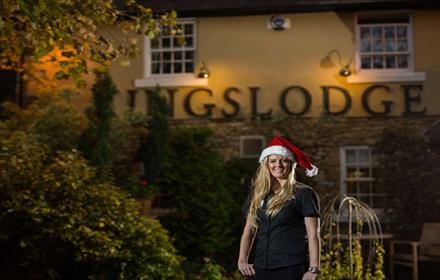Breakfast with Santa at The Kingslodge Inn