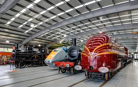 Locomotion:The National Railway Museum at Shildon