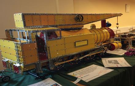 Beamish Museum: Meccano Exhibition