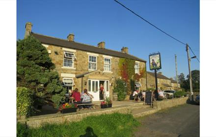 Moorcock Inn at Eggleston County Durham