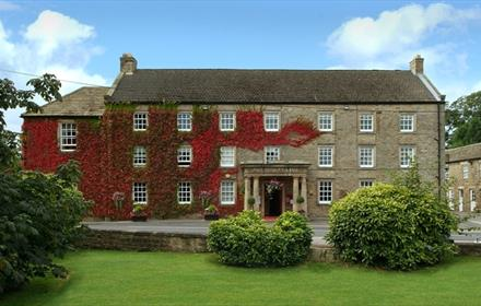 The Morritt Hotel near Barnard Castle