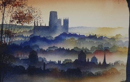 Durham Cathedral - Places of Pilgrimage – An Exhibition of the Artwork of Ian Scott Massie
