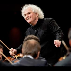 Conductor, Sir Simon Rattle