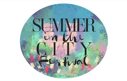 Summer in the City Festival Poster