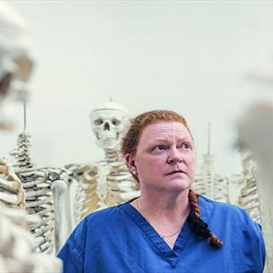 Durham Book Festival: Professor Dame Sue Black: All That Remains: A Life in Death