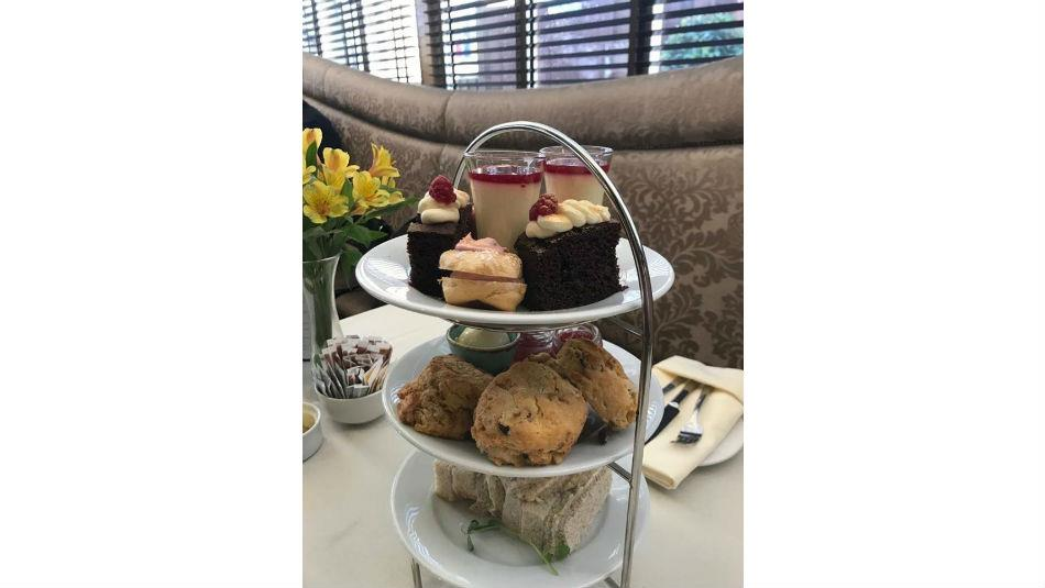 Afternoon Tea at The Town House