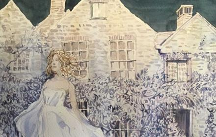 The White Lady - A Tapestry of Crook Hall
