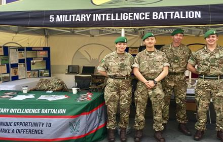 5 Military Intelligence Battalion