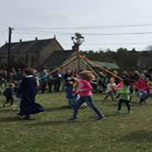 Beamish Museum: May Day Celebrations
