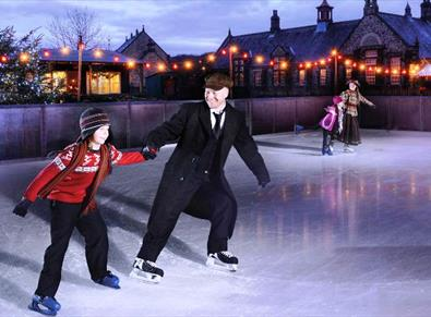 Beamish - Ice Skating