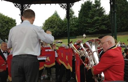 beamish band