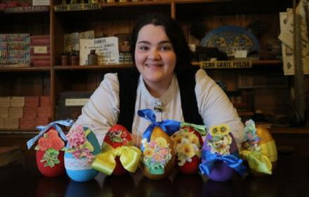 Easter Celebrations at Beamish