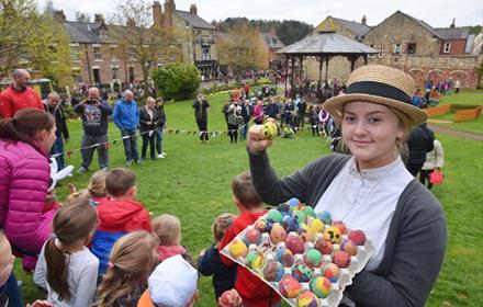 Beamish Museum - Easter Fun at Beamish