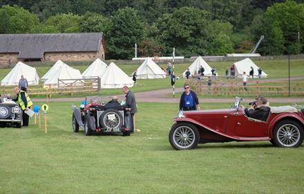 Beamish Museum - Beamish Reliability Run