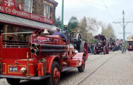 Beamish Museum - Great North Steam Fair