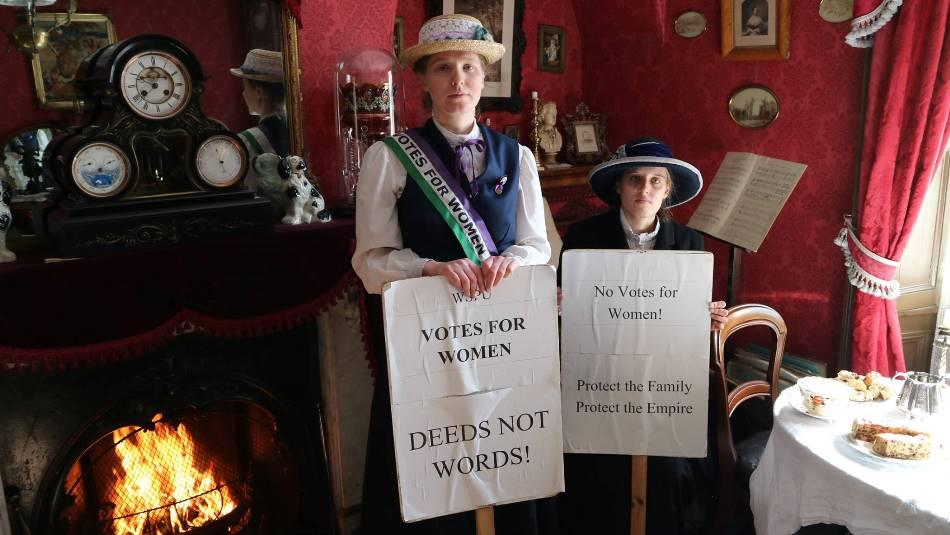 beamish womens day