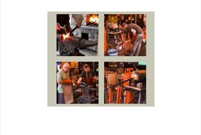 Blacksmith and Poppy Making Workshops :The South Causey Inn