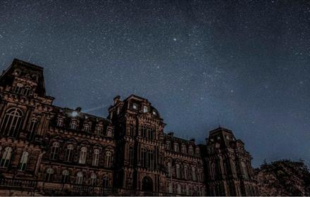 Stars over Bowes Museum
