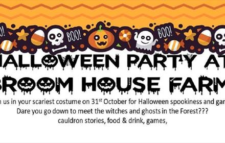 Halloween Party: Broom House Farm