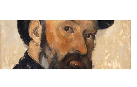 Cezanne, Portraits of a life