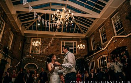 Wedding Open Day at St Chad's College