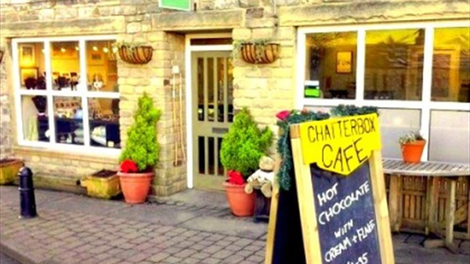 Chatterbox Cafe St John S Chapel
