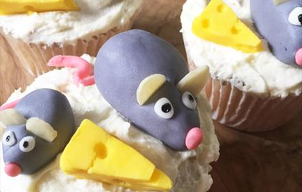 Jane Beedle Children's Cupcake Workshop - CANCELLED