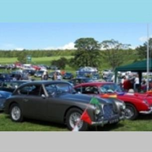 classic cars at raby