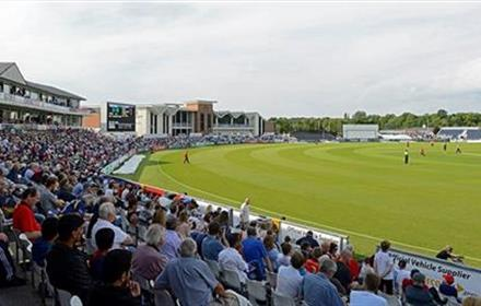 Specsavers County Championship at Durham Cricket