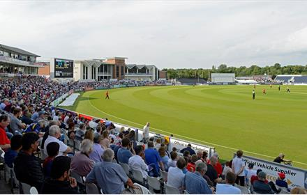 Durham County Cricket Club: ICC World Cup England vs New Zealand